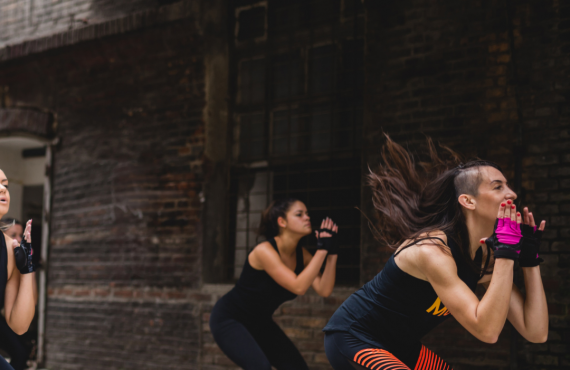 4 Reasons Why You Should Do Group Training